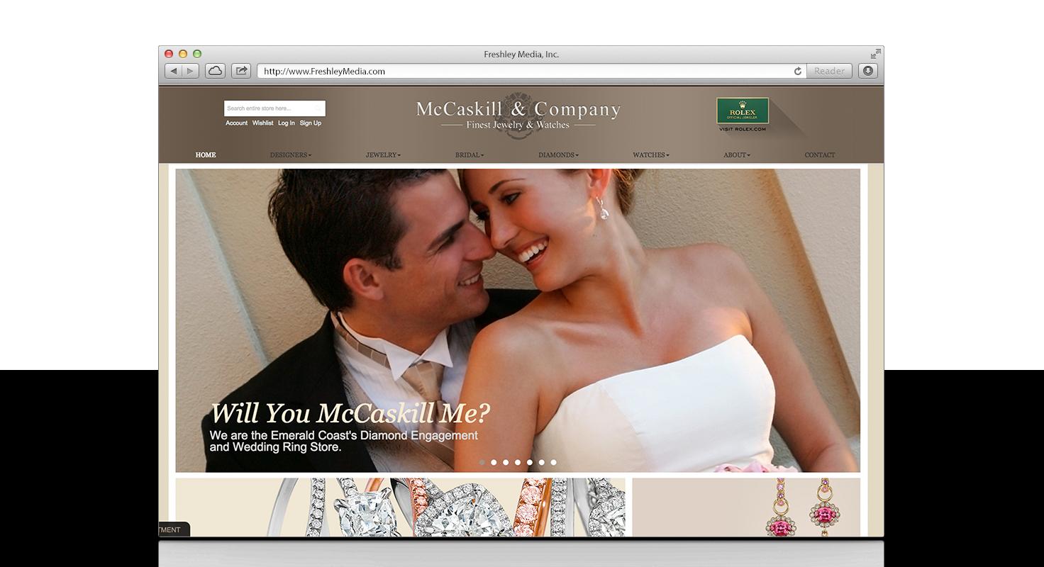 McCaskill and Company of Destin, Florida